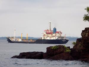 Photo of MT TOWO ARYO ship