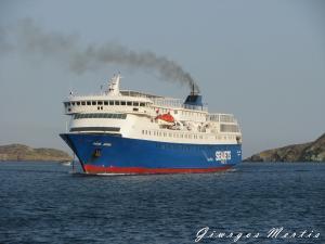 Photo of AQUA JEWEL ship