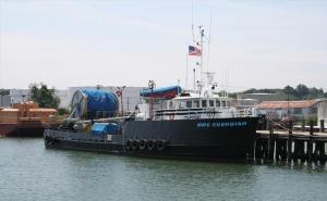 Photo of NRC GUARDIAN ship