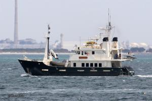 Photo of RV WHALE SONG ship