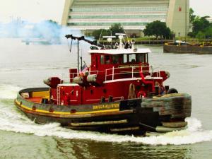 Photo of HURON ship
