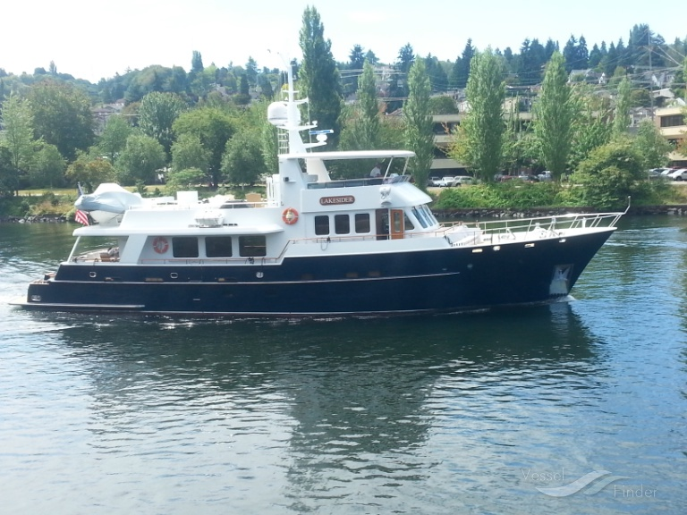 lakesider vessel function unknown details and current position