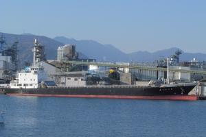 Photo of SHIN TUGARUMARU ship