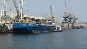 Photo of DAKHLA ship