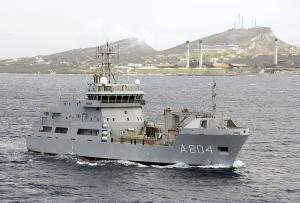 Photo of HNLMS PELIKAAN ship