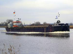 Photo of HH 204 ship