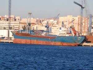 Photo of LADA 2005 ship