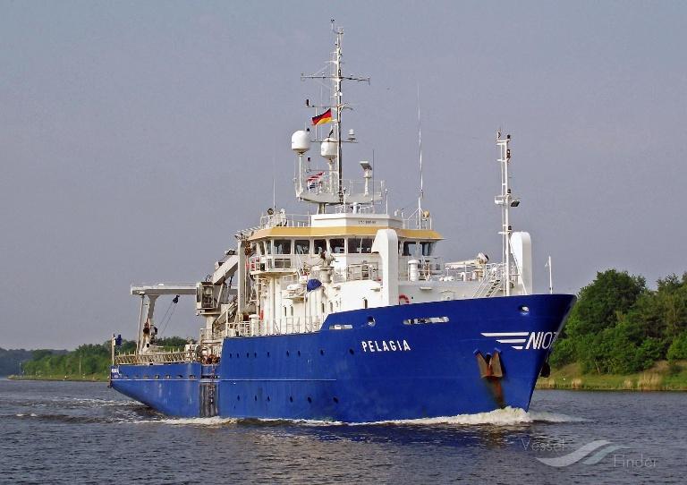 PELAGIA (MMSI: 244925000) ; Place: Kiel_Canal