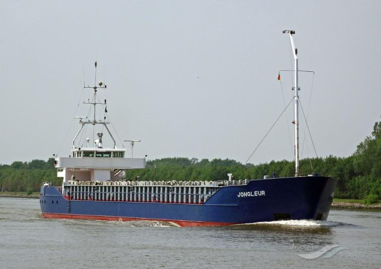 JONGLEUR (MMSI: 376481000) ; Place: Kiel_Canal