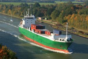 Photo of MIMER ship