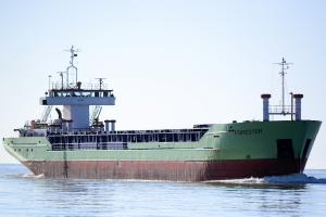 Photo of FORESTER ship