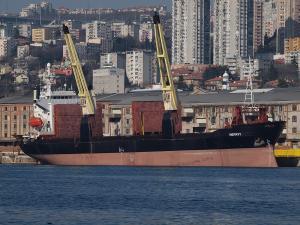 Photo of NEFRYT ship