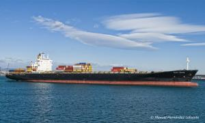 Photo of MAERSK DALTON ship