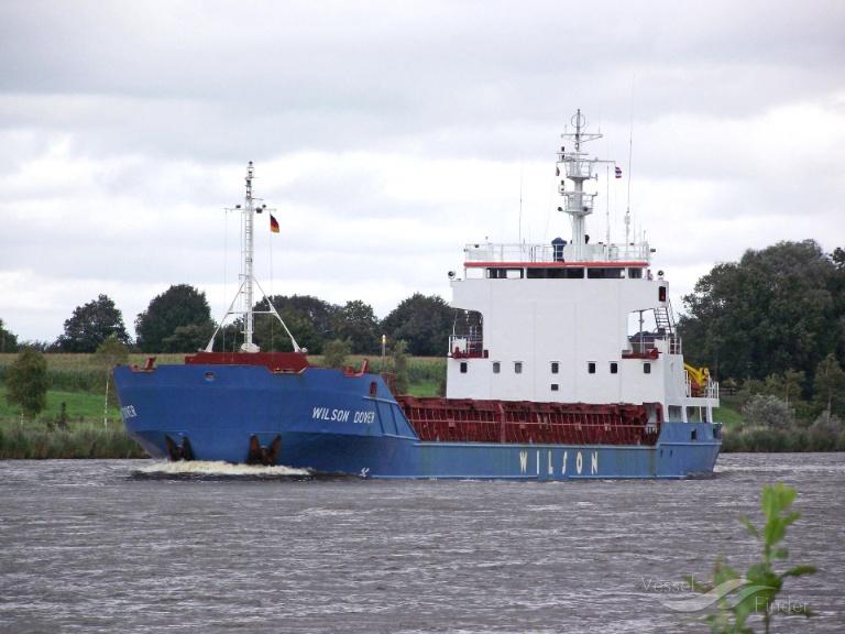 WILSON DOVER (MMSI: 314251000) ; Place: Kiel_Canal/ Germany