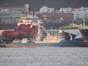 Photo of TXORI BERRI ship