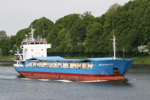 Photo of MERMERDELEN ship