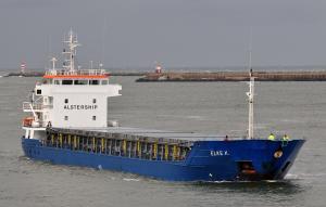 Photo of ELKE K ship