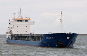 Photo of ELISABETH K ship