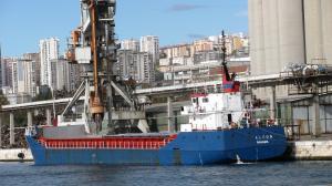 Photo of ALCON ship