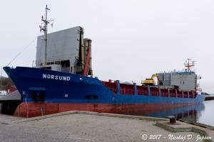 Photo of NORSUND ship