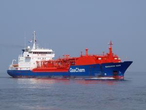 Photo of MAREGAS ship