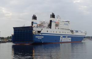 Photo of FINNPARTNER ship