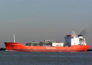 Photo of GAS NIAZ ship