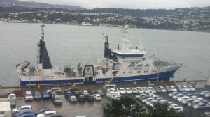 Photo of TANGAROA ship