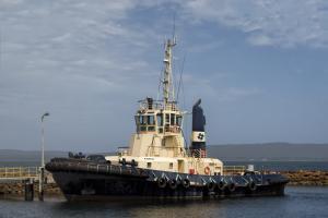Photo of KAROO ship
