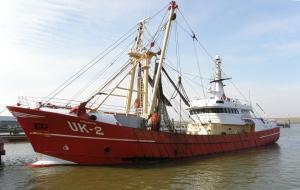 Photo of UK 2 ADRIAANTJE ship