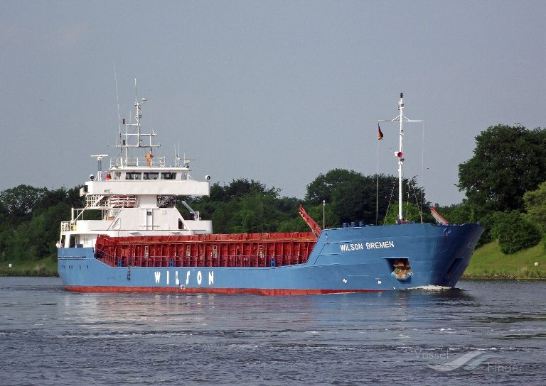 WILSON BREMEN (MMSI: 249076000) ; Place: Kiel_Canal