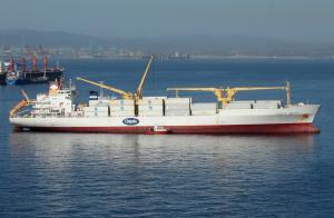 Photo of BALTIC WINTER ship