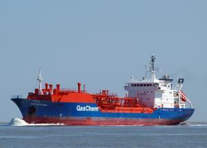 Photo of GASCHEM PHOENIX ship