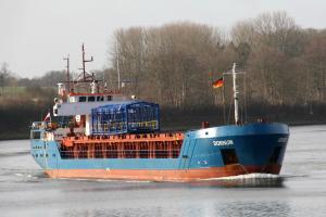 Photo of DORNUM ship