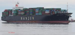 Photo of HANJIN ELIZABETH ship
