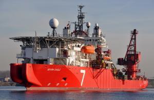 Photo of SEVEN EAGLE ship