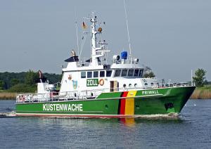 Photo of PRIWALL ship
