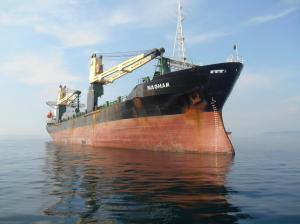 Photo of NAGHAM ship