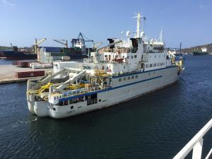 Photo of TENEO ship