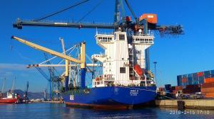 Photo of INGA A ship