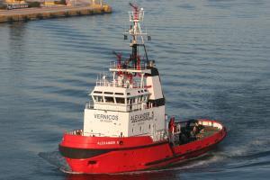 Photo of ALEXANTER 5 ship