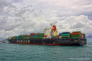 vessel photo HANJIN MALTA