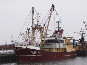 Photo of HD36 VOLHARDING ship