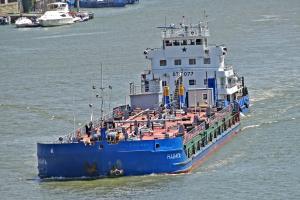 Photo of OT-2077/NAVAGA ship