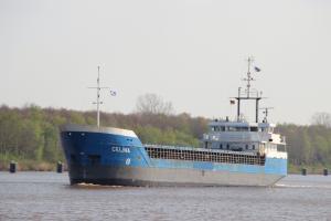 Photo of PRIMA CELINA ship