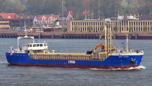 Photo of PIRHOLM ship