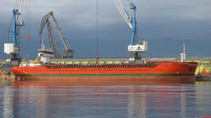 Photo of CPT.AHMAD II ship