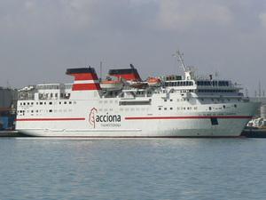 Photo of LAS PALMASDE GRANCAN ship