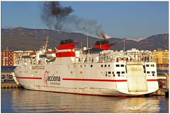 SEIRA (MMSI: 525261069) ; Place: Algeciras
