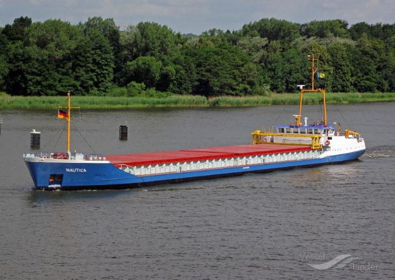 NAUTICA (MMSI: 375156000) ; Place: Kiel_Canal